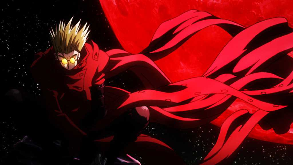 Trigun – my review of the Anime