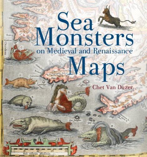 Sea Monsters on Medieval and Renaissance Maps Image